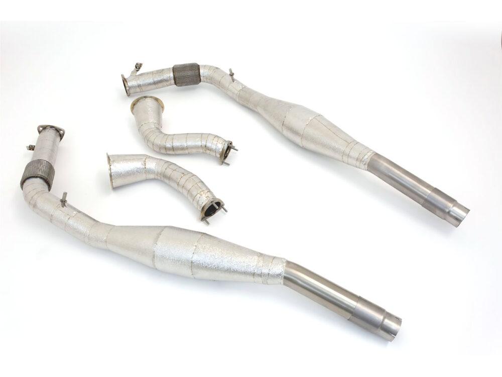 Lamborghini Urus Downpipe mit 200 Zellen