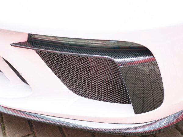 porsche-991-speedster Carbon-Air Intake im Tausch (Satz)