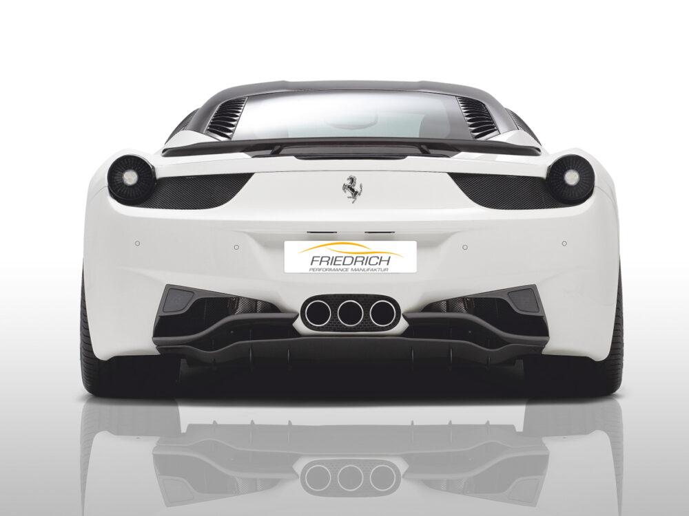 Ferrari 458 Italia Diffusor