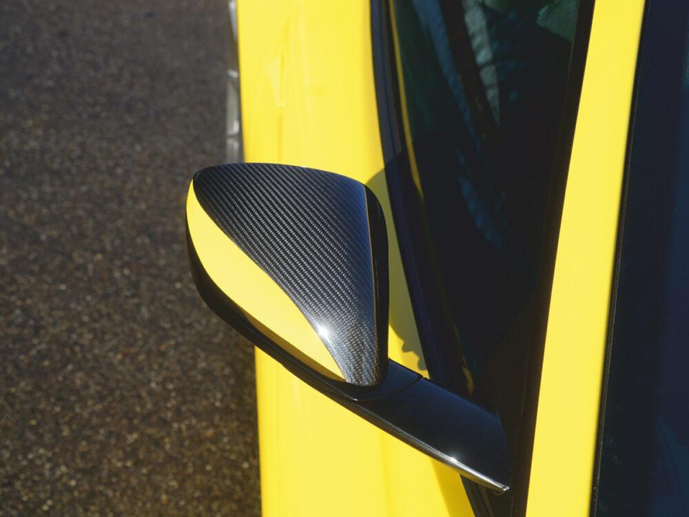 Ferrari 812 Superfast Spiegelklappen