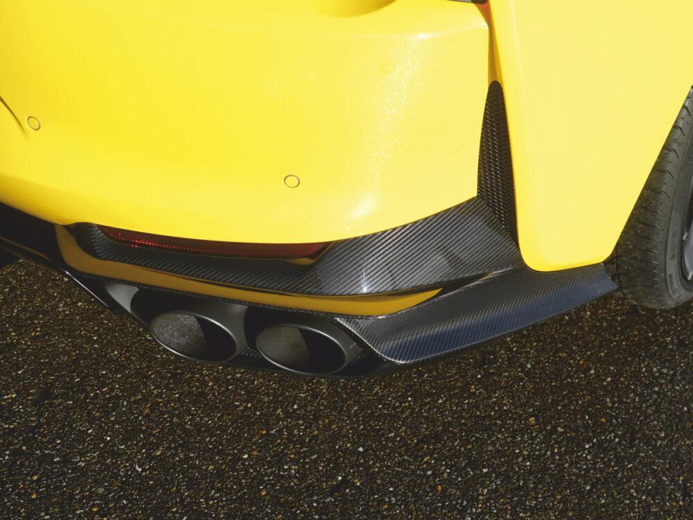 Ferrari 812 Superfast heckschuerzenaufsatz