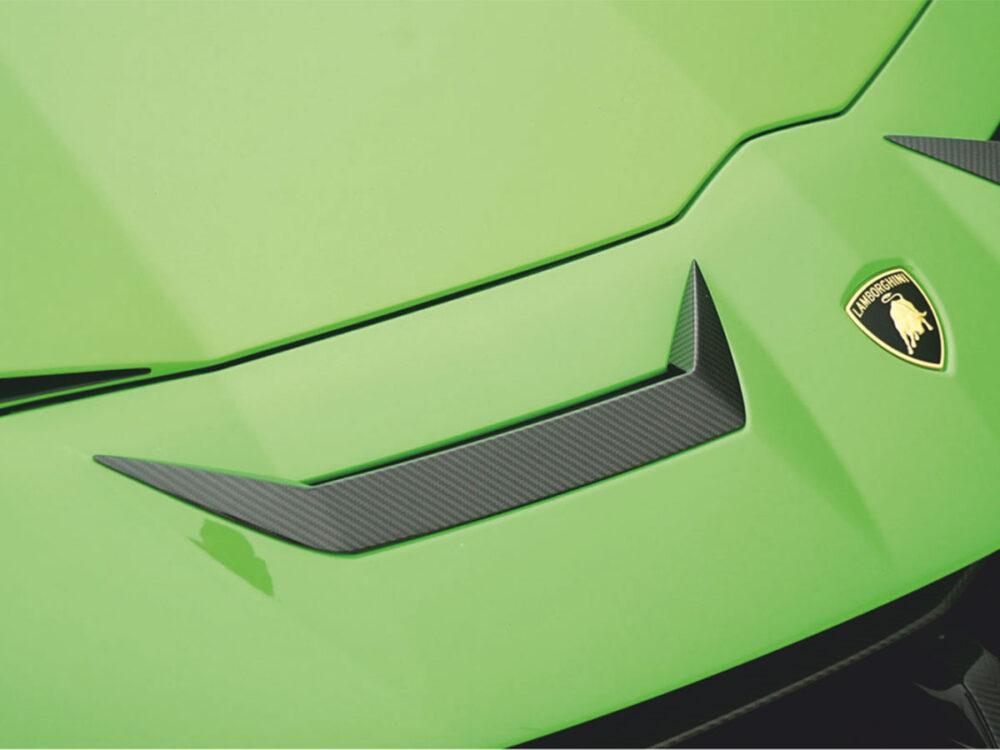Lamborghini Aventador SVJ Frontlaps