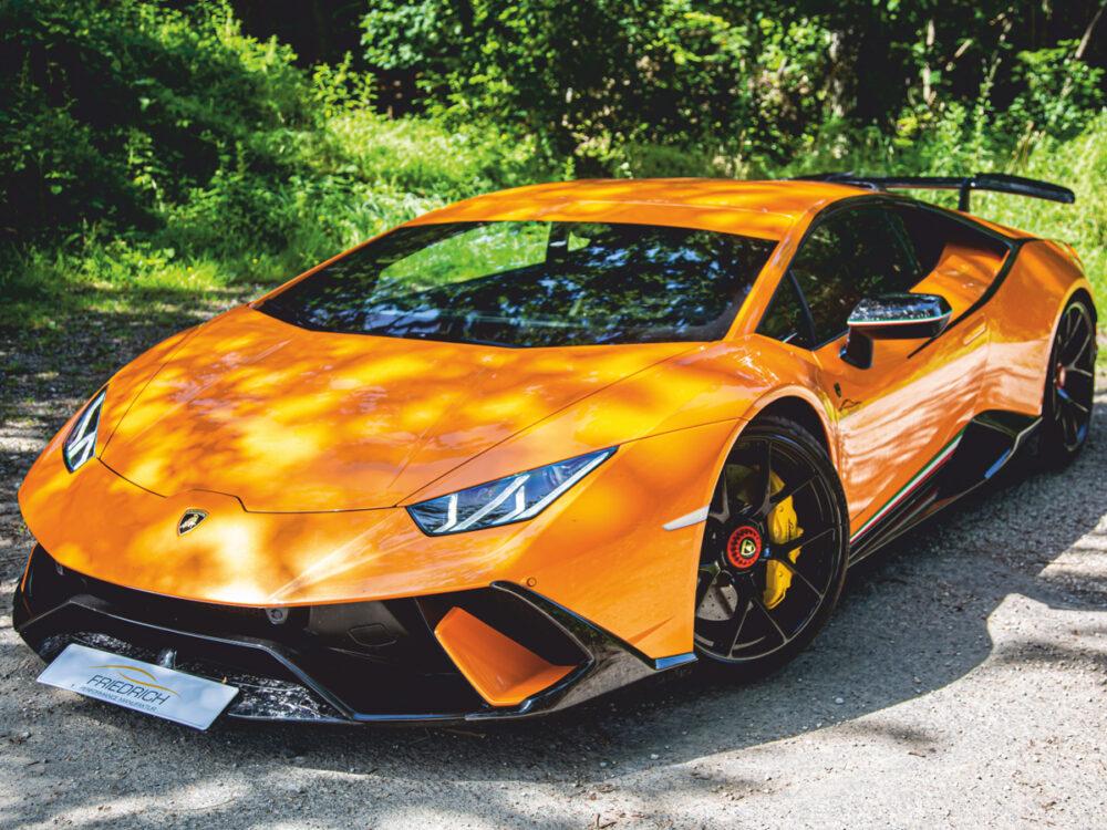 Lamborghini Hurácan Performante Frontspoileransatz