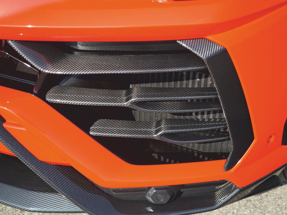 Lamborghini Urus Abdeckung Stoßstange Front Cover Blenden