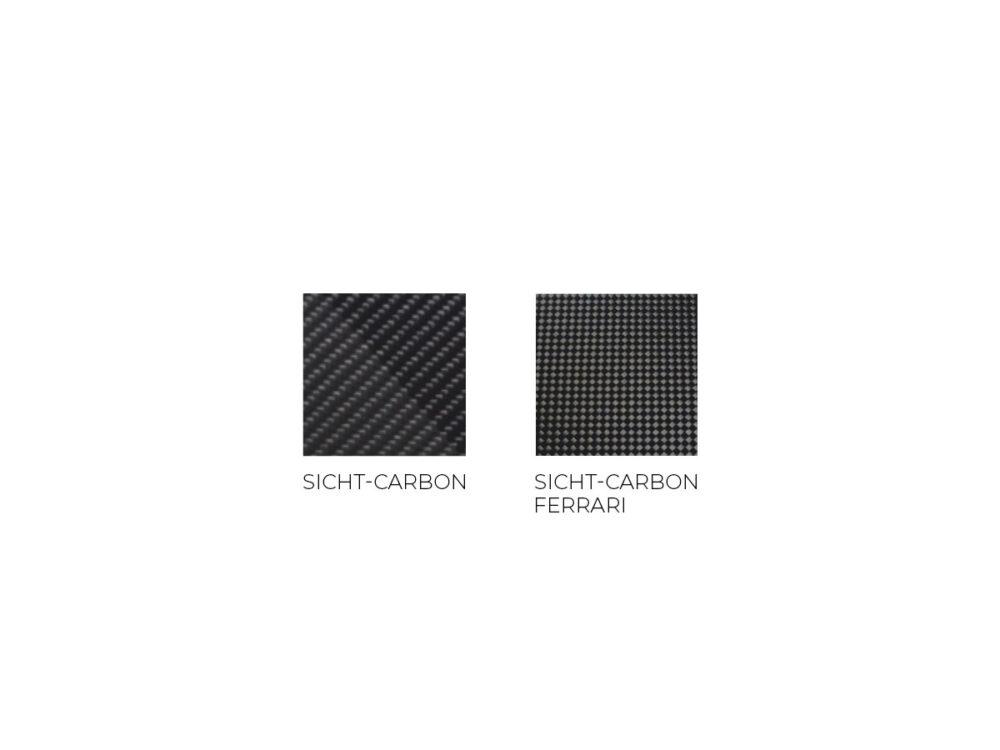 Material Sicht-Carbon Sicht-Carbon Ferrari