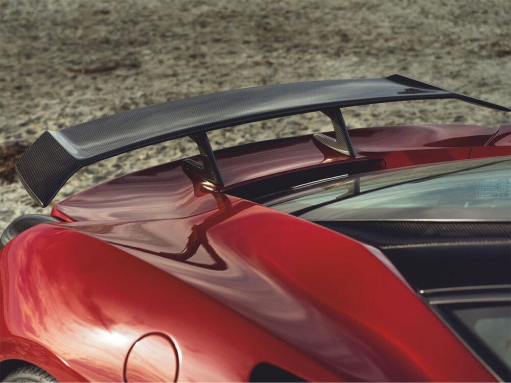 Ferrari 488 GTB Spider Heckflügel N-Largo