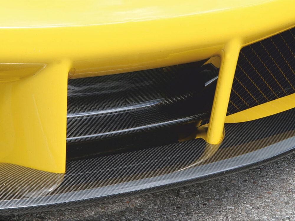 Ferrari 488 GTB Spider Frontblende