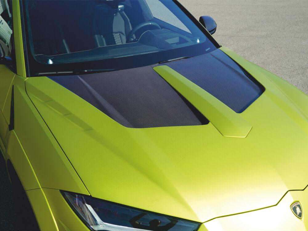 Lamborghini Urus Motorraum Deckel