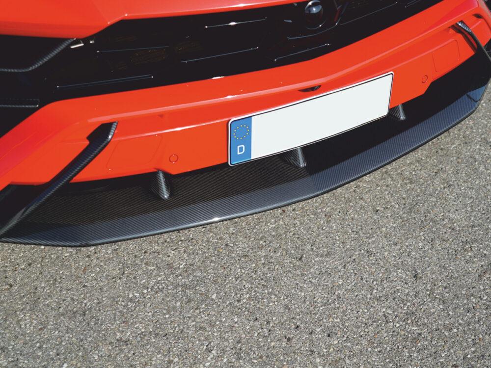 Lamborghini Urus Stoßstangen Vorne Mittelteil