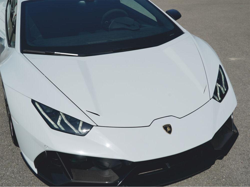 Lamborghini Huracan Evo Kofferraumdeckel