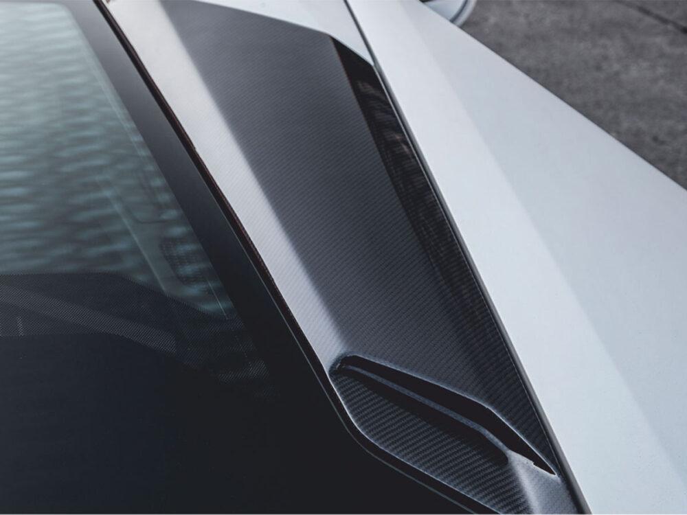 Lamborghini Huracan Evo Lufteinlass Dachhutze