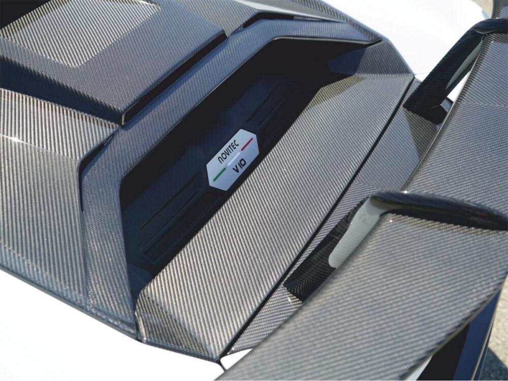 Lamborghini Huracan Evo Motorraumdeckel Cover