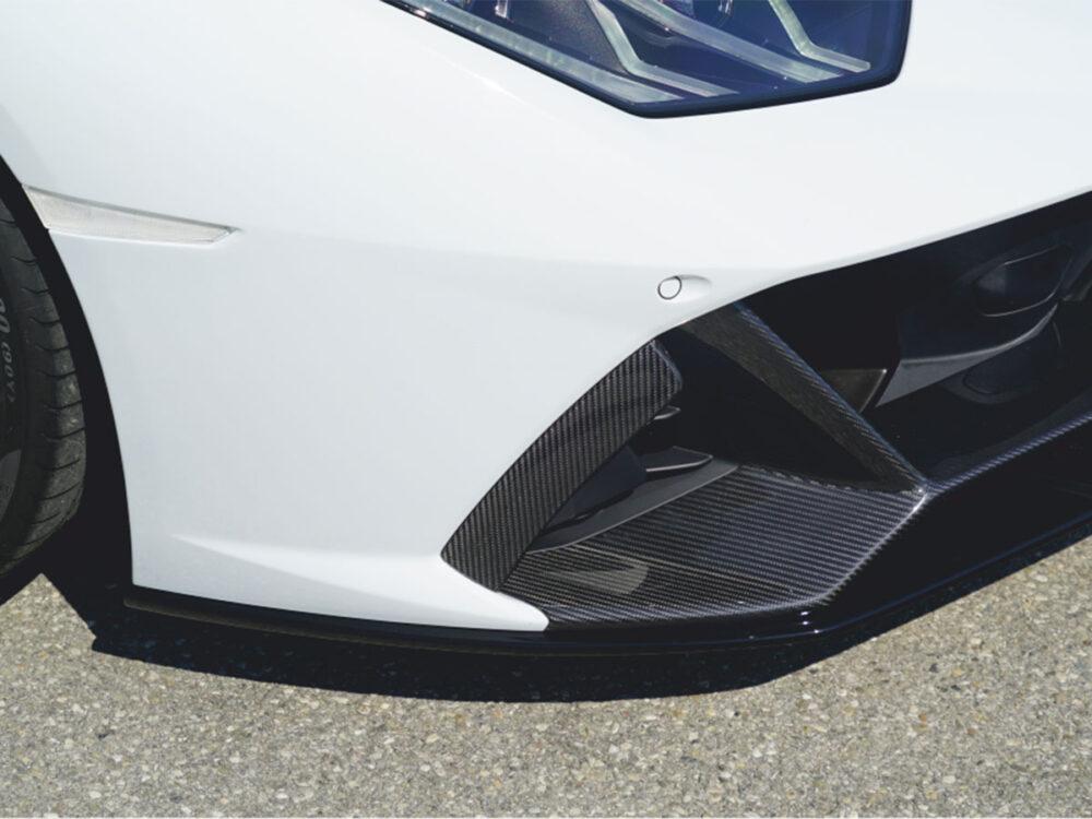 Lamborghini Huracan Evo Frontspoileransatz