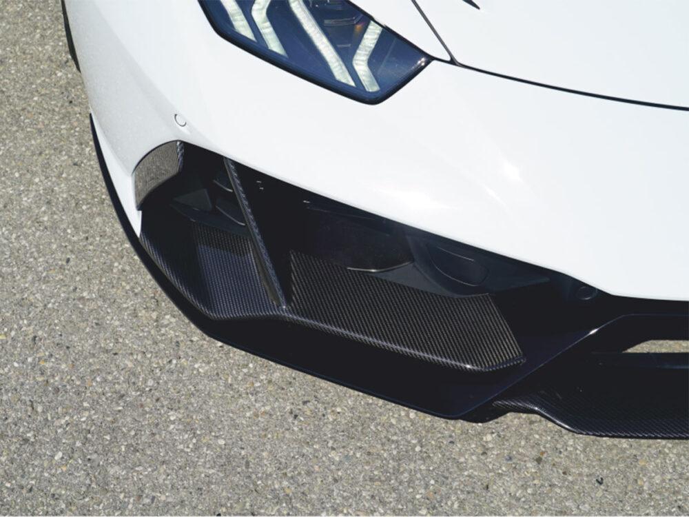Lamborghini Huracan Evo Frontcover