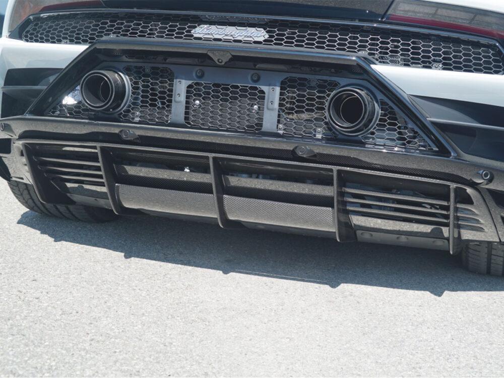 Lamborghini Huracan Evo Diffusor