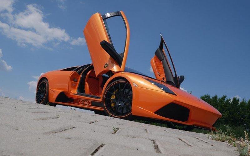 Lamborghini Murgciélago LP 640