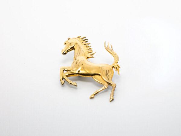 Ferrari Pferd