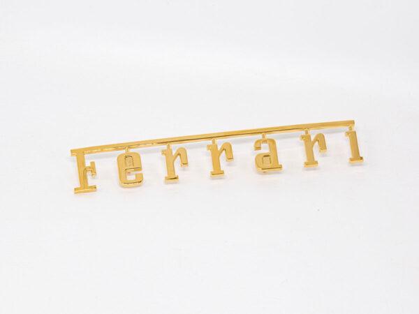 Ferrari Schriftzug