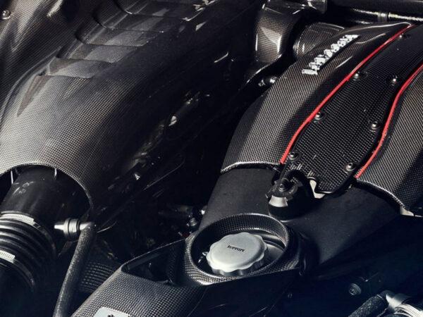 Ferrari F8 Tributo Power Stage2